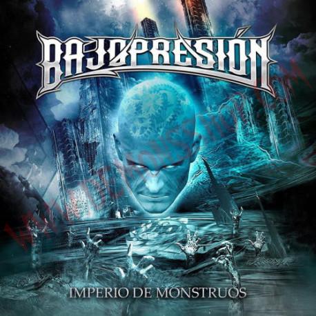 CD Bajopresión - Imperio De Monstruos
