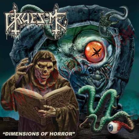 Vinilo LP Gruesome - Dimensions Of Horror