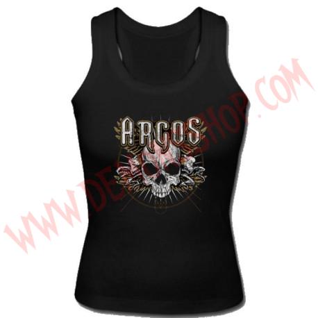 Camiseta Chica Tirantes Argos