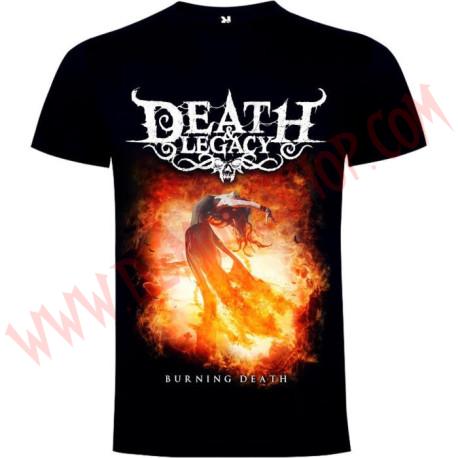 Camiseta MC Death And Legacy