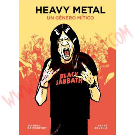 Libro Heavy Metal - Un género miítico