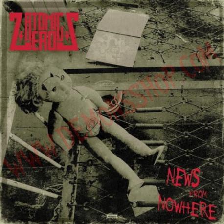 Vinilo LP Atomic Zeros - News from nowhere