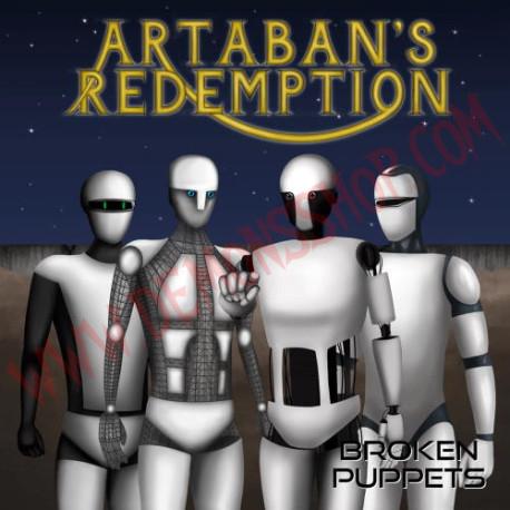 CD Artaban´s Redemption - Broken Puppets