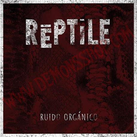 CD Reptile - Ruido Orgánico