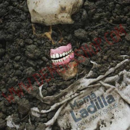CD Mama Ladilla - Exhuma y Sigue