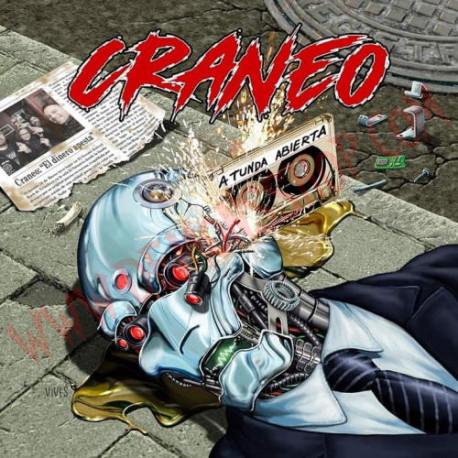 CD Cráneo - A tunda abierta