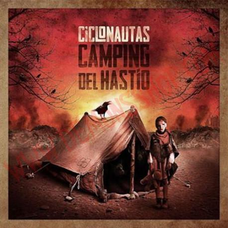 Vinilo LP Ciclonautas - Camping del hastío