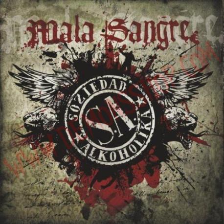 Vinilo LP Soziedad Alkoholika - Mala sangre