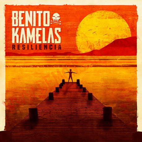 Vinilo LP Benito Kamelas - Resiliencia