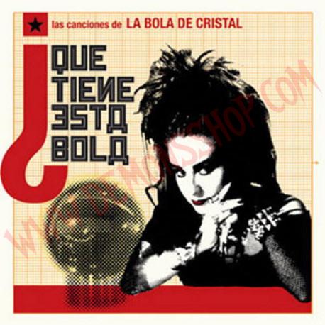 Vinilo LP Las Canciones De La Bola De Cristal ¿Que Tiene Esta Bola?