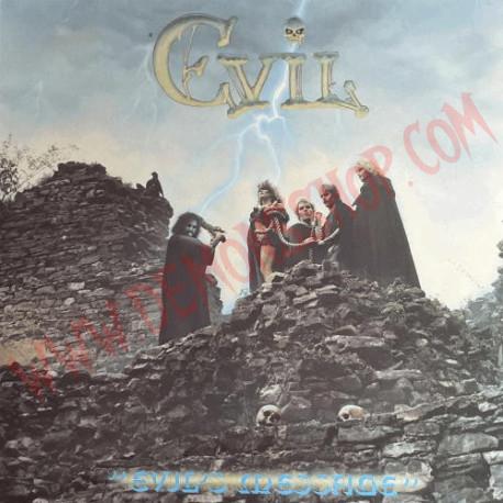 Vinilo LP Evil - Evil´s Message