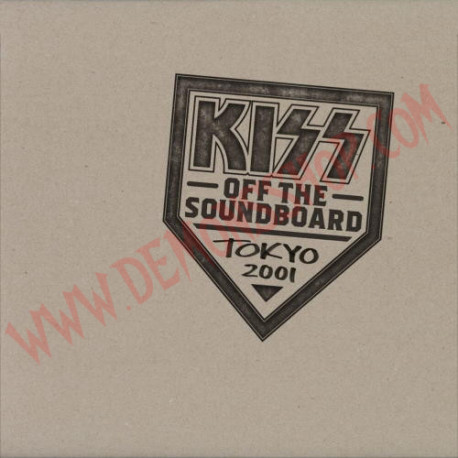 CD Kiss - KISS Off The Soundboard: Tokyo 2001