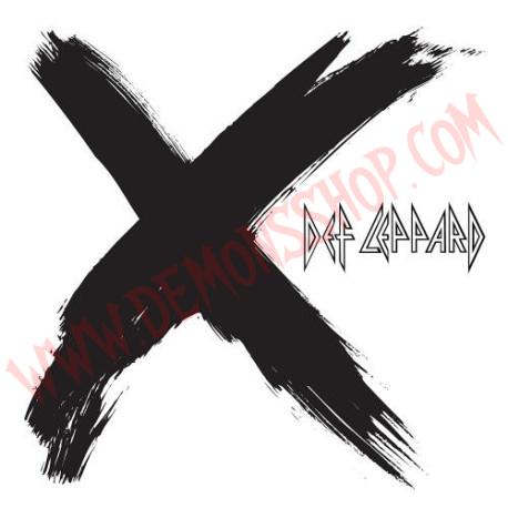 Vinilo LP Def Leppard - X