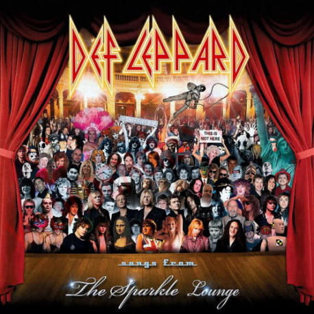 Vinilo LP Def Leppard - Songs From The Sparkle Lounge