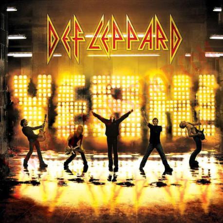 Vinilo LP Def Leppard -Yeah!