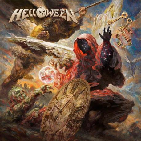 CD Helloween - Helloween