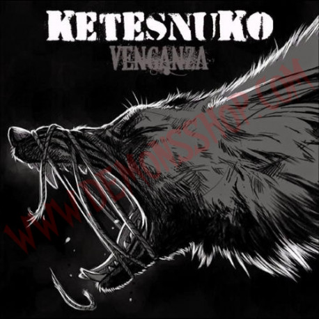 CD Ketesnuko – Venganza