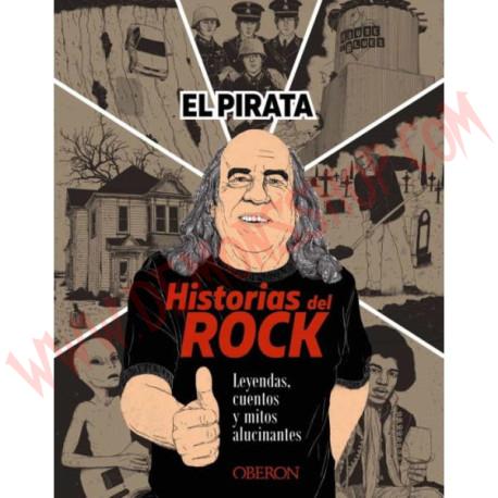 Libro Historias del rock