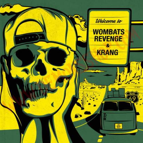 Vinilo EP Wombats revenge - Krang