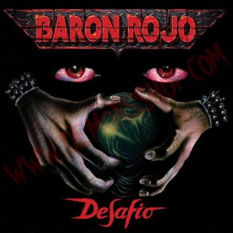 Vinilo LP Baron Rojo - Desafio