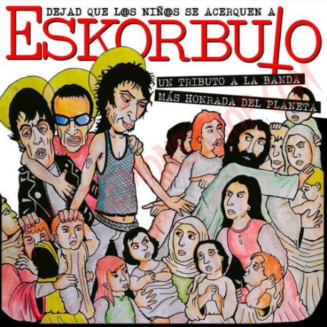 CD Eskorbuto - Tributo Chileno a la banda más honrada del planeta