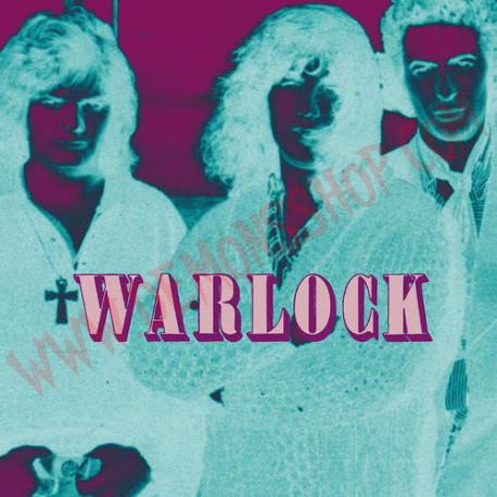 Vinilo LP Warlock – 40 Años Antes