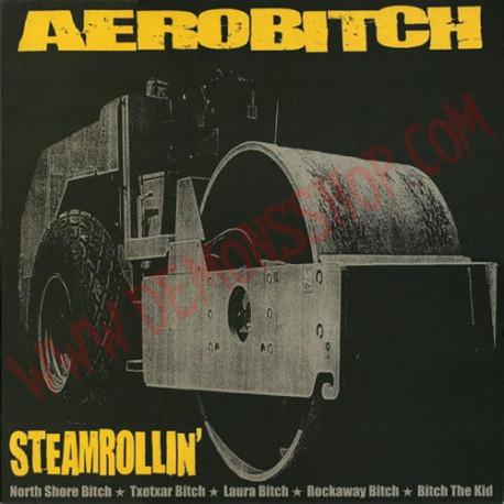 Vinilo LP Aerobitch – Steamrollin'