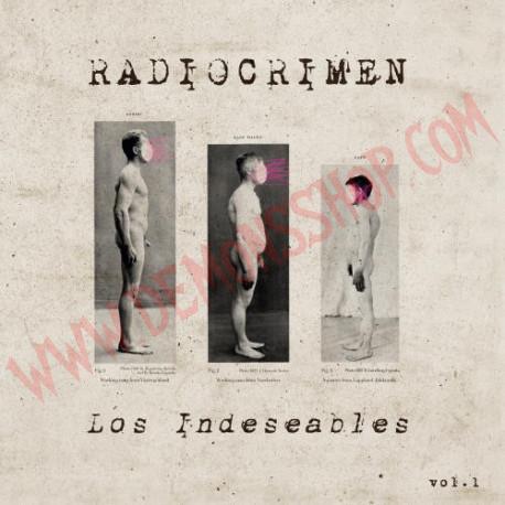 Vinilo EP Radiocrimen - Vol 1 - Los indeseables