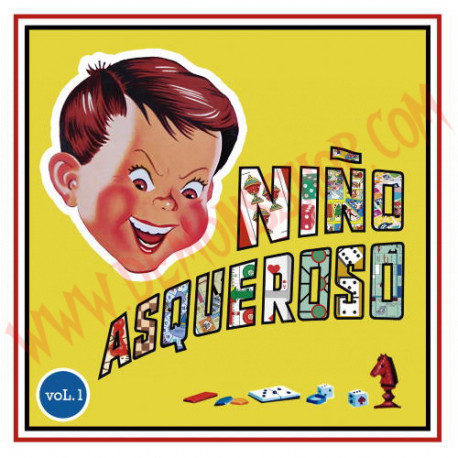 CD Niño Asqueroso - Vol 1