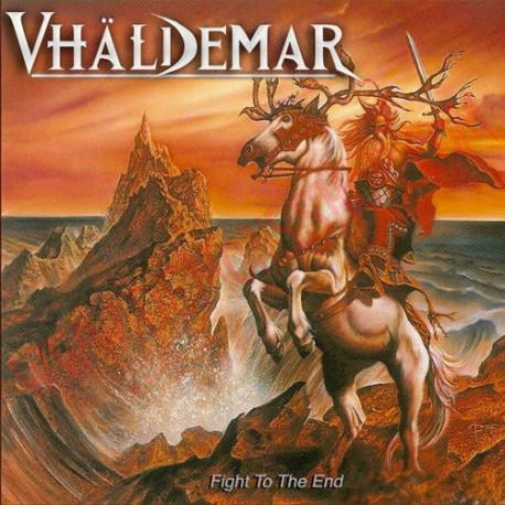 Vinilo LP Vhaldemar - Fight to the End