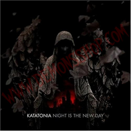 CD Katatonia – Night Is The New Day