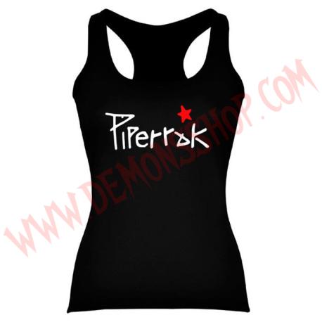 Camiseta Tirantes Chica Piperrak