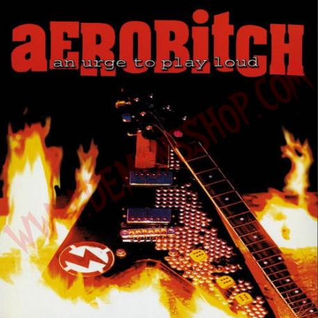 Vinilo LP Aerobitch – An Urge To Play Loud