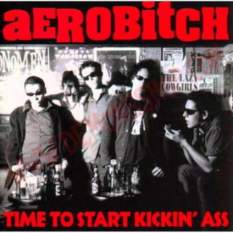 Vinilo LP Aerobitch - Time To Start Kickin' Ass
