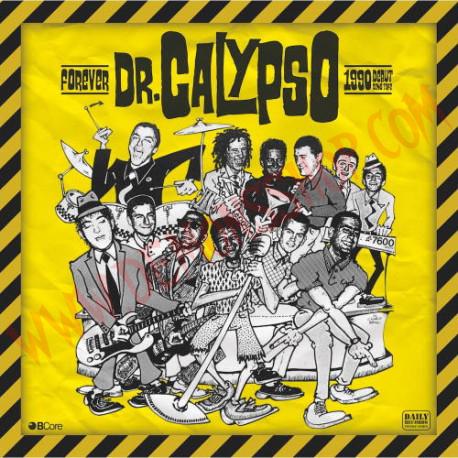 Vinilo LP Dr. Calypso - Forever