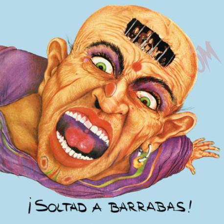 Vinilo LP Barrabas - ¡Soltad A Barrabas!