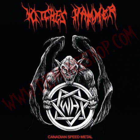 Vinilo LP Witches Hammer – Canadian Speed Metal