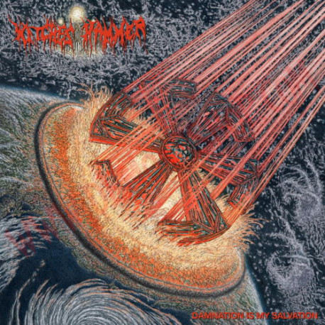 Vinilo LP Witches Hammer – Damnation Is My Salvation