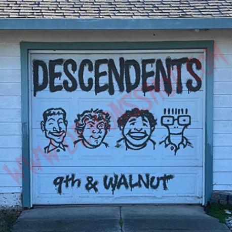 CD Descendents – 9th & Walnut