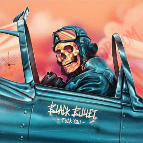Vinilo LP Black Bullet - Fuck You