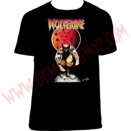 Camiseta MC Wolverine - Lobezno