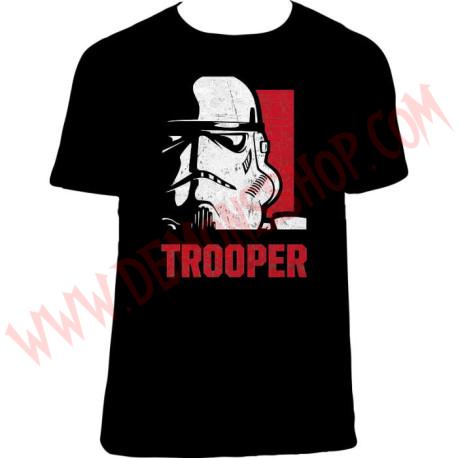 Camiseta MC Star Wars Trooper