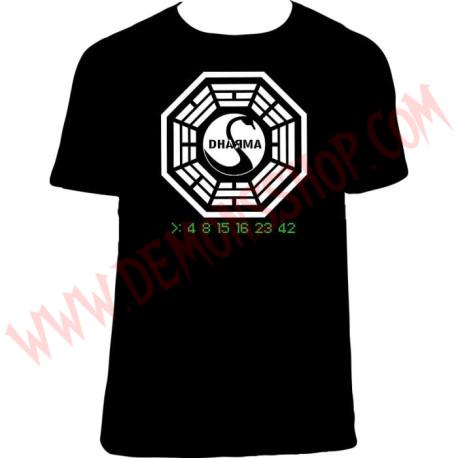 Camiseta MC Dharma
