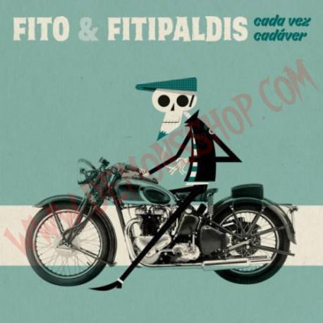 Vinilo LP Fito & Fitipaldis - Cada Vez Cadaver