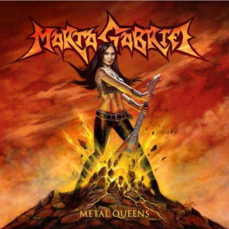 Vinilo LP Marta Gabriel - Metal Queens