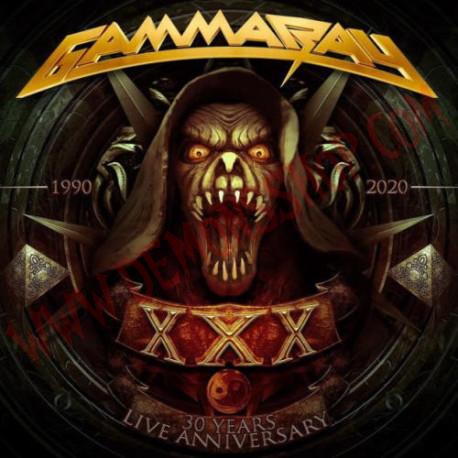 Vinilo LP Gamma Ray - 30 Years: Live Anniversary