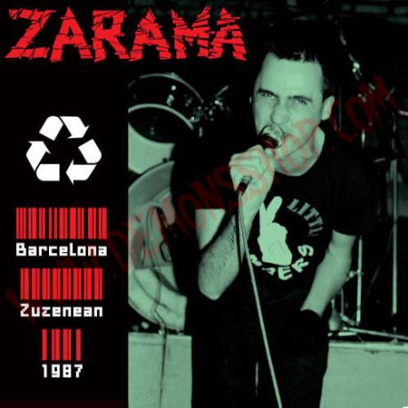 Vinilo LP Zarama- Barcelona zuzenean 1987
