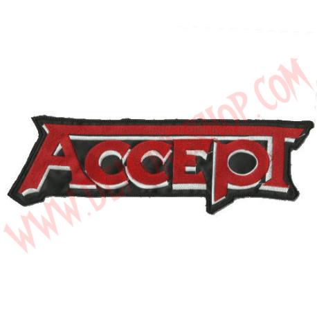 Parche Accept