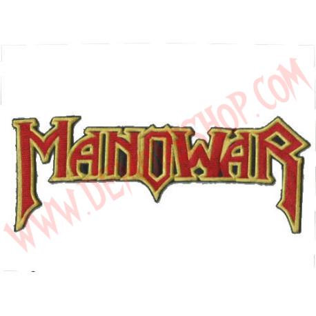 Parche Manowar