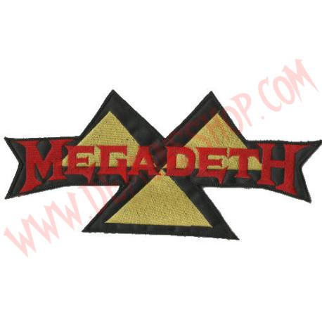 Parche Megadeth